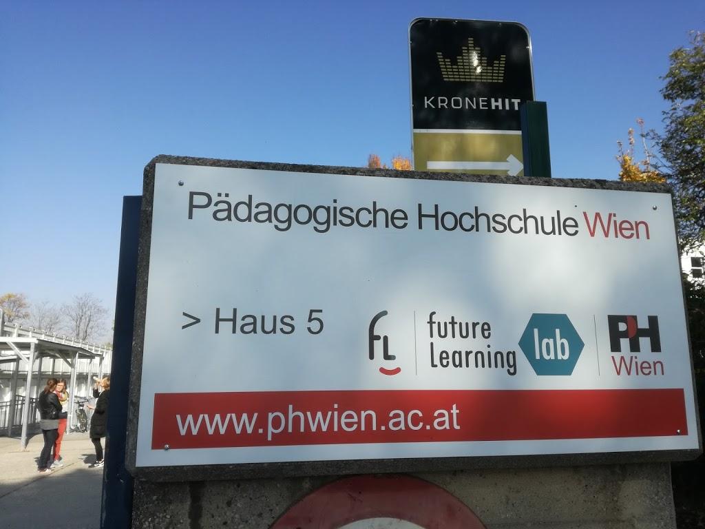 Future Learning Lab in Wien – eine neue Spielwiese