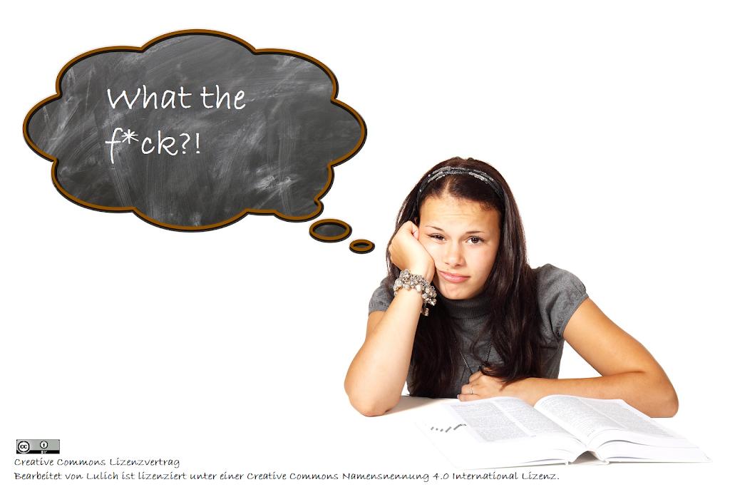 Gastbeitrag: Der Ratgeber für die schlechte Lehrkraft: Wie man ein schüler(innen)unfreundliches Arbeitsblatt erstellt