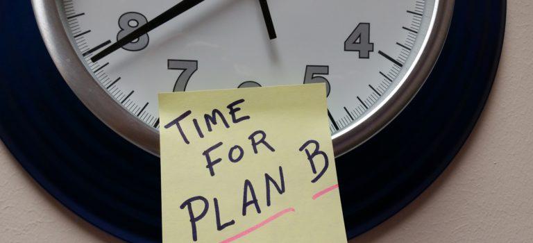 Mein Plan B: Digital erstellt, analog genutzt